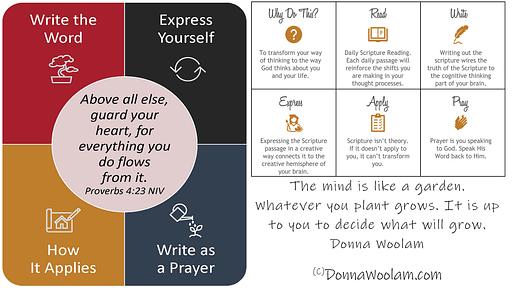 Well Managed Mind, Renewed Mind Design, Donna Woolam